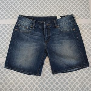 Buffalo David Bitton Shorts - BUFFALO David Bitton Pete jean shorts